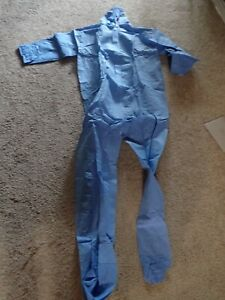 Dupont Prosheild 80 P8127bb Bloodborne Pathogen Protection Coveralls 1 Suit