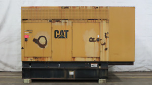 Caterpillar 250 Kw Diesel Generator Cat 3306b Engine 361 Hrs Yr 00 Csdg 2699