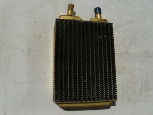 1968 1974 Ford Econoline Van Vintage New Nors Copper brass Usa made Heater Core