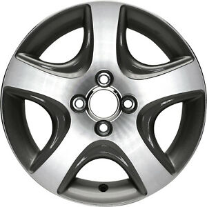 15x6 Alloy Wheel Rim For 2004 2005 Honda Civic