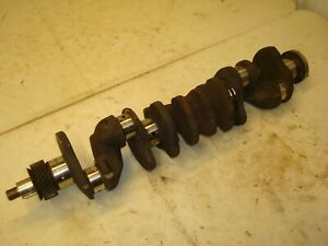 1961 Farmall Ih 460 Gas Tractor Crankshaft