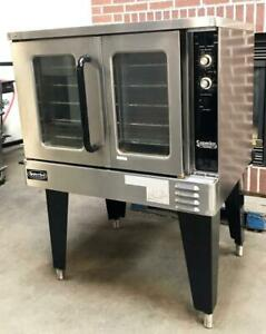 Southbend Slgs 12sc 140 f 500 f Full Size Gas Bakery Restaurant Convection Oven