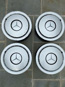 Mercedes Benz 500 1989 Set Of 4 Rims