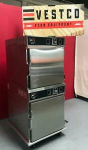 Bki Go 36 Double Stack Cook Hold Electric Bakery Restaurant Convection Oven