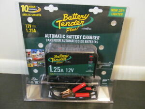 Deltran Battery Tender Plus 1 25a Automatic Battery Charger 021 0128