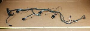 Nos Gm 62 63 64 65 66 Chevy Gmc Pickup Corvair Fc Wiring Harness W Fuse Box
