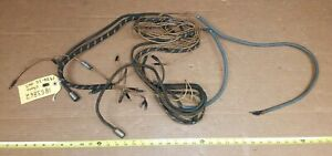 Nos Gm 1934 1935 Chevrolet P Q Series 1 1 2 Ton Utility Truck Wiring Harness