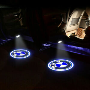 Car Door Welcome Lights Courtesy Led Projector Ghost Shadow Light For Bmw 4 Pcs