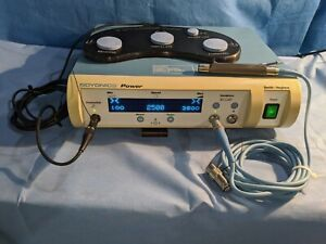 Dyonics Power Console With Footswitch Ep 1 Shaver Handpiece