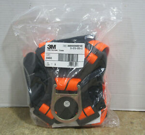 New 3m 1450 310lb Grandeur Universal Full Body Comfort Fall Protection Harness