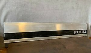 1987 1996 Ford Truck F150 F250 Aluminum Tailgate Rear Hatch Finish Panel Oem