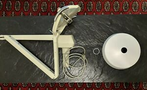 Pelton And Crane Lf2 Lfii Dental Light Ceiling Mount W 3 Stage Dimmer 120v