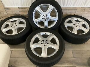 Mercedes Ml550 Ml350 2005 2019 19 Factory Oem Wheels Tires Rims Set