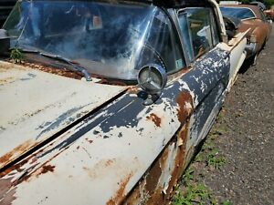 1959 Ford Thunderbird Parting Out Car