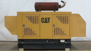 Caterpillar 250 Kw Diesel Generator Cat 3306b Engine 399 Hrs Yr 99 Csdg 2725
