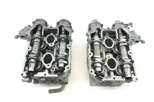 Subaru Wrx Sti Cylinder Head Dohc Pair B25 Left Right Side Turbo Fxt 2 5l