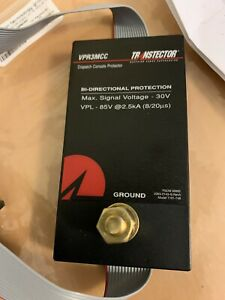 Transtector Vpr3mcc Dispatch Console Protector 1101 748