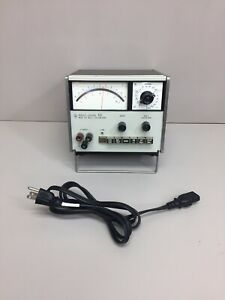 Hp 419a Dc Null Voltmeter W Power Cord