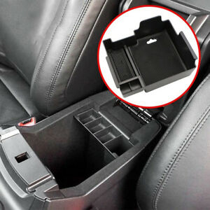 For Ford Explorer 2011 2018 Armrest Storage Box Center Console Organizer Pallet