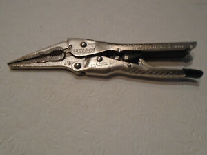 Matco Tools L7n Needle Nose Lock Jaw Pliers Used