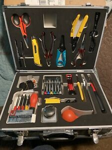 Universal Fiber Optic Splicing Tool Kit