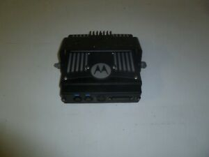 Motorola Xtl2500 800 Mhz Remote Head Two Way Radio M21urm9pw1an Yb384