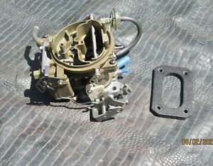 1973 1988 Holley 2bbl Carburetor Chrysler Dodge Plymouth 360 400 V8 Engine Nos