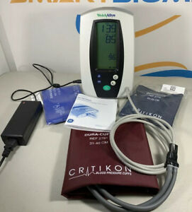 Welch Allyn 420 Series Spot Vital Signs Monitor Nibp Blood Pressure Only tested