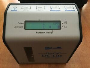 Bios Dry cal Dc Lite Calibrator Tested Working Excellent Cond W charger Bag