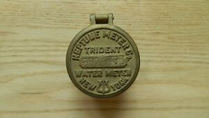 Vintage Neptune Meter Co Trident Water Meter New York 5726793