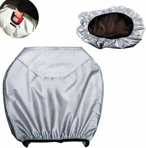 Portable Generator Cover Outdoor Storage Covers Debri Rain Weather Dust Protect