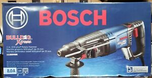 new Bosch Bulldog Xtreme Corded Variable Speed Rotary Hammer Drill 11255vsr