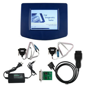 Us Main Unit Of Digiprog Iii V4 94 Odometer Programmer With Obd2 St01 St04 Cable