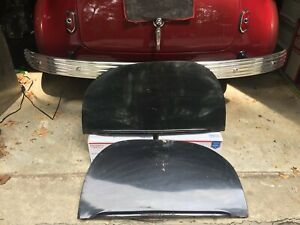 1935 1948 Dodge Chevy Oldsmobile Ford Cadillac Buick Tear Drop Fender Skirt Pair