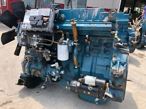 1999 International Dt466e Diesel Engine 210hp Good Running Take Out