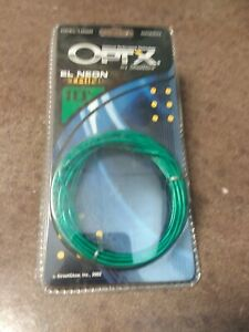 Optx By Streetglow Neon String Green 10ft