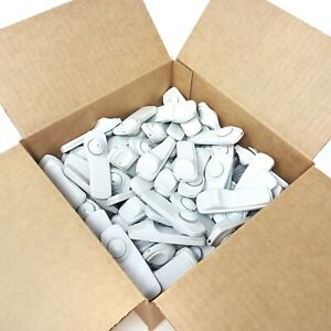100 Sensormatic Retail Security Tags Pins And Tags 100pcs Used Retail Sensors