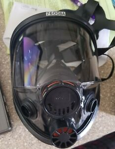 North 76008a Full Facepiece Respirator Mask