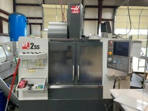 Haas Vf 2ss 2010 12k Rpm 4th Axis Vertical Milling Machine