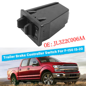 Fit 2015 2020 Ford F 150 Jl3z2c006aa In dash Trailer Brake Control Module New