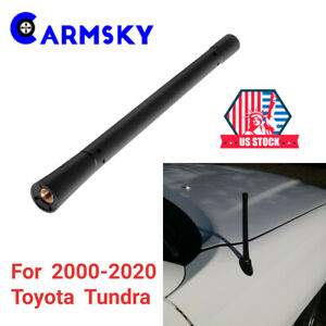 Fits 2000 2020 Toyota Tundra Short Rubber 7 Antenna Replacement Signal Aerial