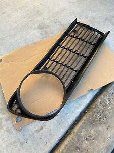 1974 Bmw 2002 2002tii Grill 1974 2002tii Grill left Side