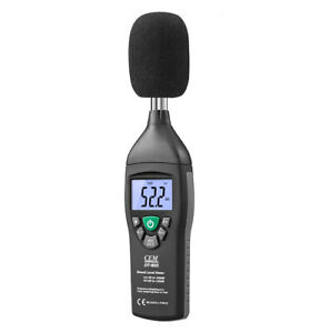 Dt 805 Professional Sound Level Meter Noisemeter Noise Detector 30db To 130db