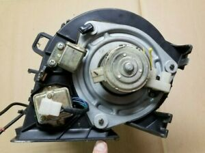 Datsun Nissan 280zx Heater And A c Fan Blower Motor And Case