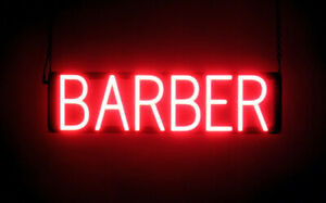 Spellbrite Ultra bright Barber Sign neon Look Led Performance