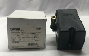 Furnas hubbell 69mb7y Air Compressor Pressure Switch 95 125psi