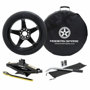 2006 2021 Dodge Charger Spare Tire Kit Options Modern Spare