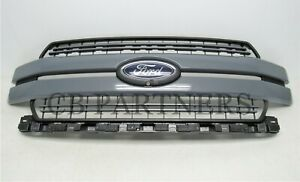 2018 2020 Original Ford F150 Takeoff Front Grille Abyss Gray With Emblem
