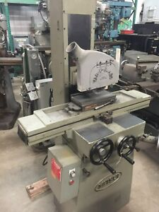 6 X 12 Mitsui Surface Grinder Msg 200mh Made In Japan
