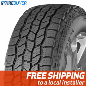 4 New 265 70r17 Cooper Discoverer At3 4s Tires 115 T A T3